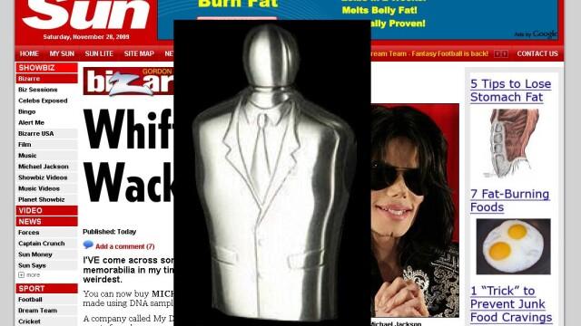 Parfum Michael Jackson
