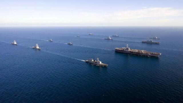 SUA si Coreea de Sud vor incepe manevre militare navale comune - Imaginea 1