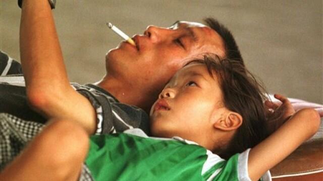 Si fumatul pasiv ucide! Peste 600.000 de persoane mor anual