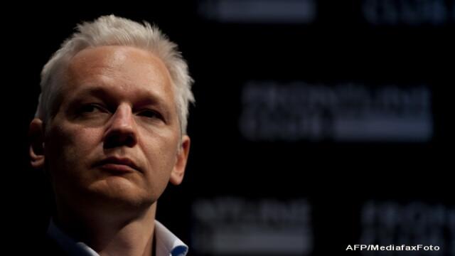 Assange, fondatorul WikiLeaks, a primit azil politic in Ecuador.Ar putea sta ani intregi in ambasada