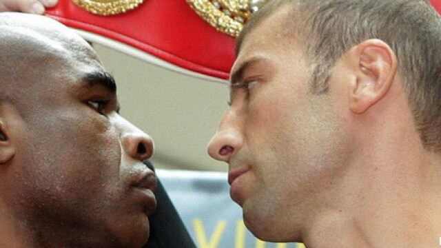 Lucian Bute - COVER
