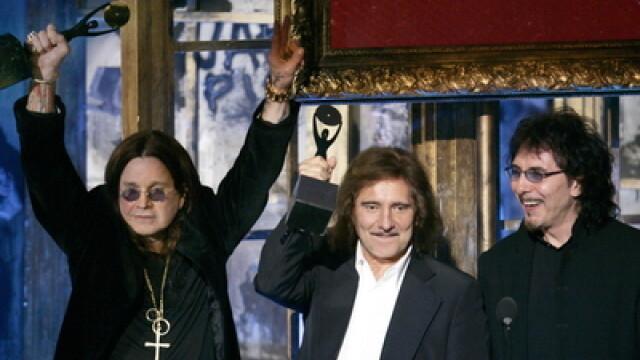 Black Sabbath: Ozzy Osbourne, Geezer Butler si Tony Iommi