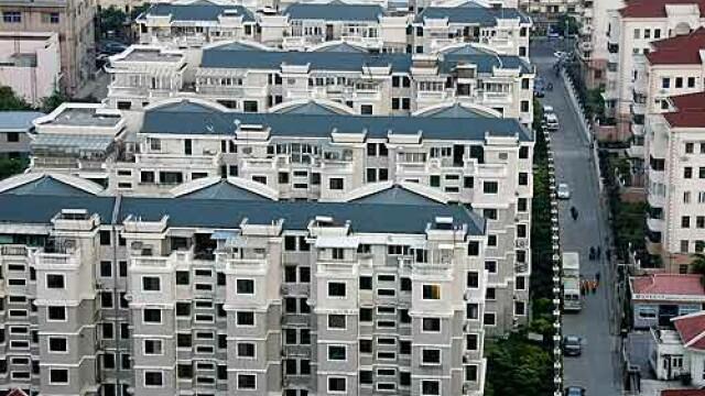 apartamente china