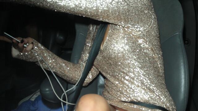 Ipostaza care ii trimite pe barbati cu gandul la imaginile din sex-tape-ul in care a aparut. FOTO - Imaginea 4