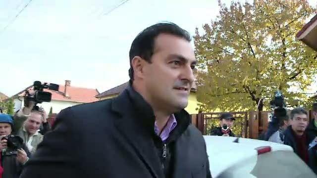 Sorin Apostu, fostul primar al Clujului, arestat pentru coruptie, afla miercuri daca va fi eliberat