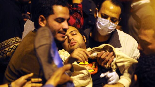 Criza in Egipt. Sute de mii de oameni ies in strada pentru a forta demisia autoritatilor militare - Imaginea 3