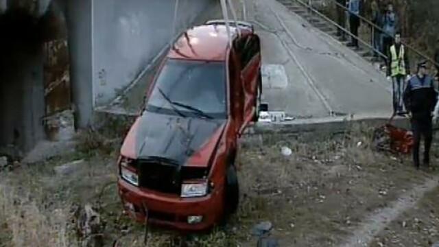 Ipoteza socanta in cazul tanarului care a murit dupa ce a plonjat cu masina in lacul Floreasca