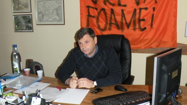 florin cazacu, primar brad