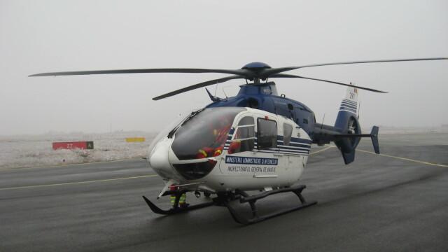 elicopter SMURD Arad