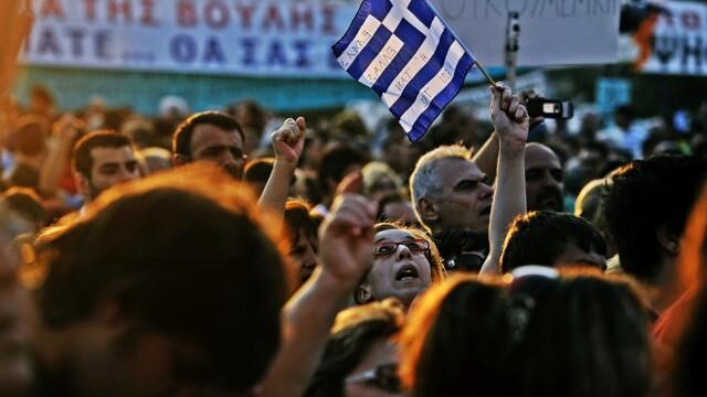 Grecia nu-si vinde bugetul. Reactie imediata dupa ce Financial Times a publicat planul Germaniei