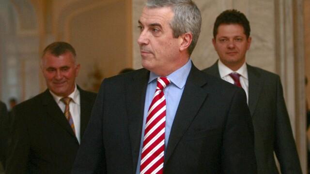 Tariceanu: Antonescu a fost validat, nu ales. Nu exclud sa candidez la prezidentiale