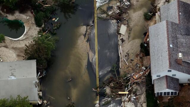 Uraganul Sandy: 40 de victime in New York. Autoritati: orasul ar putea fi INVADAT de sobolani - Imaginea 58