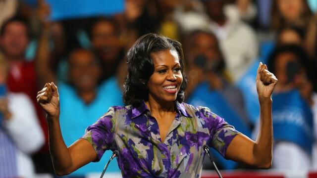 In spatele fiecarui presedinte american de succes este o femeie puternica. Primele Doamne ale SUA