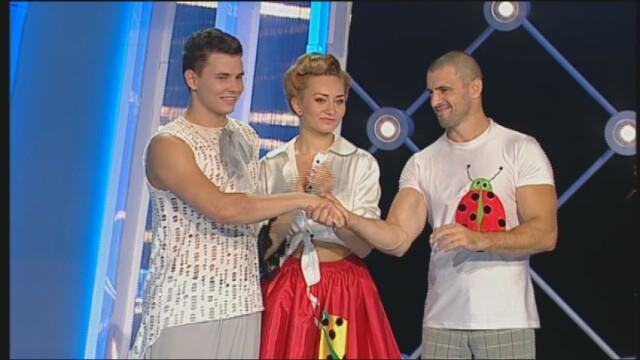 Marian Dragulescu si Adriana au parasit