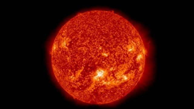 Imagini spectaculoase oferite de NASA. Secundele in care Soarele dispare din fata lor - Imaginea 5
