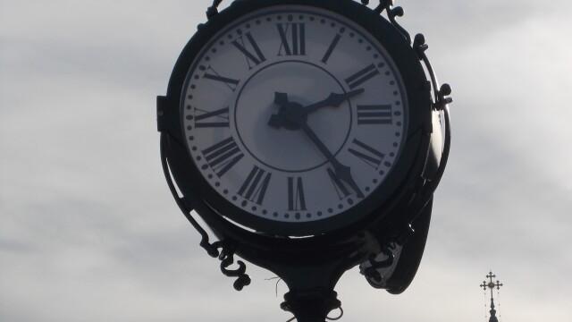 ceas piata victoriei timisoara