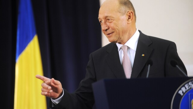 Presedintia: Basescu a discutat cu vicepresedintele SUA, Joe Biden, despre scutul antiracheta