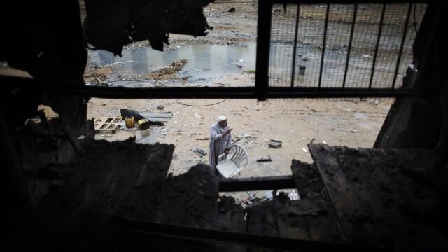 Rebelii sirieni acuza Israelul ca ar ajuta regimul Bashar Al-Assad sa ramana la putere