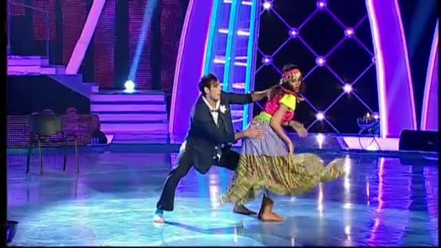 Nicoleta dansez