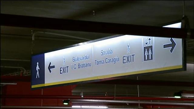 Parcarea subterana de la Universitate a fost deschisa. Cum arata si care sunt tarifele. GALERIE FOTO - Imaginea 3