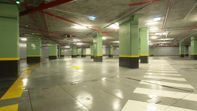 Parcarea subterana de la Universitate a fost deschisa. Cum arata si care sunt tarifele. GALERIE FOTO - Imaginea 9