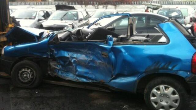 accident masina, Marea Britanie