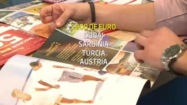 Oferte pentru vacanta de Revelion: 7 zile in Dubai-1.000 de euro, 5 zile in Alba Iulia - 550 de euro