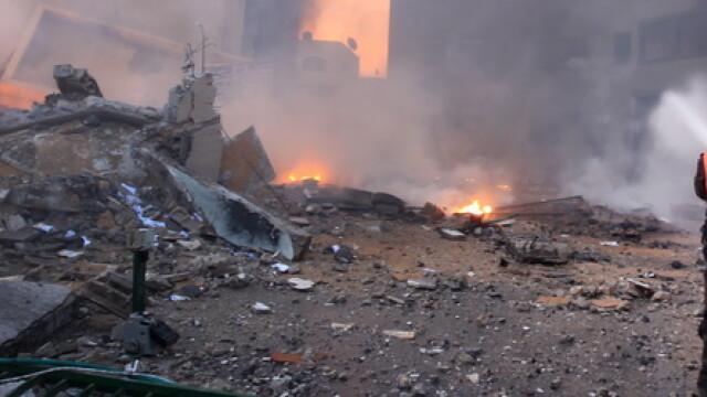 Armistitiul intre Israel si Hamas este in continuare respectat. Bilantul victimelor: 168 de morti - Imaginea 2
