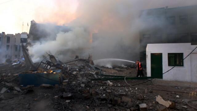 Armistitiul intre Israel si Hamas este in continuare respectat. Bilantul victimelor: 168 de morti - Imaginea 3