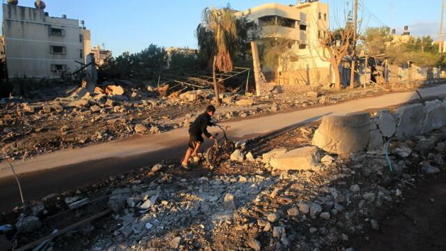 Armistitiul intre Israel si Hamas este in continuare respectat. Bilantul victimelor: 168 de morti - Imaginea 4