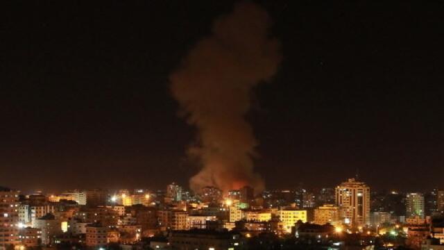 Armistitiul intre Israel si Hamas este in continuare respectat. Bilantul victimelor: 168 de morti - Imaginea 9