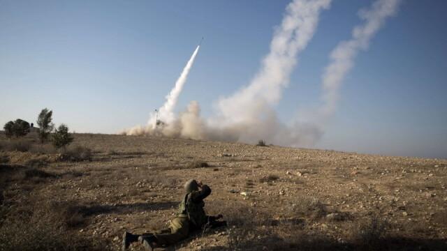 Armistitiul intre Israel si Hamas este in continuare respectat. Bilantul victimelor: 168 de morti - Imaginea 12
