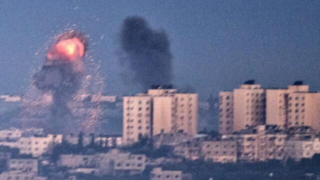 Armistitiul intre Israel si Hamas este in continuare respectat. Bilantul victimelor: 168 de morti - Imaginea 13