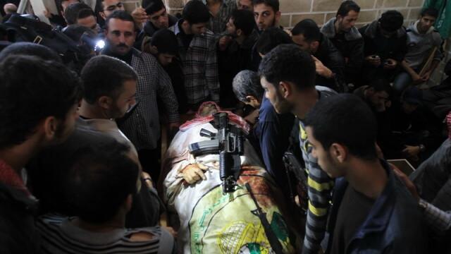 Armistitiul intre Israel si Hamas este in continuare respectat. Bilantul victimelor: 168 de morti - Imaginea 14