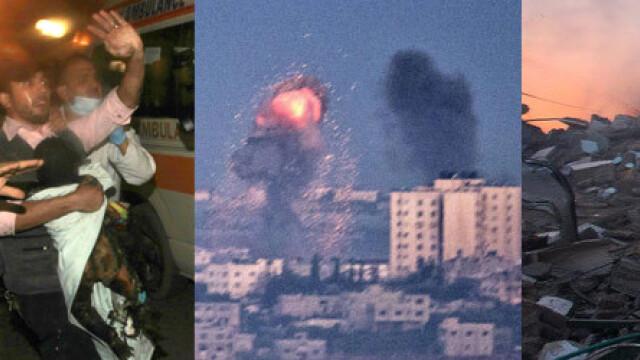 Armistitiul intre Israel si Hamas este in continuare respectat. Bilantul victimelor: 168 de morti - Imaginea 15