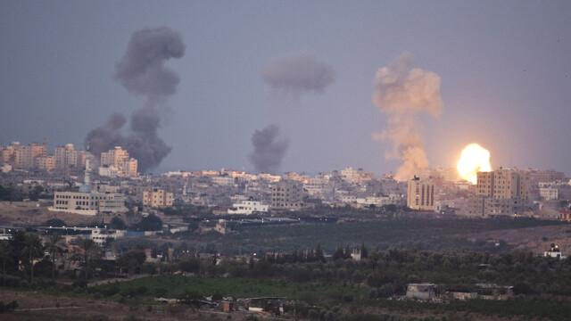 Armistitiul intre Israel si Hamas este in continuare respectat. Bilantul victimelor: 168 de morti - Imaginea 24