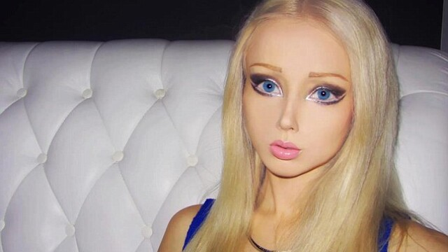 Valeria Lukyanova, femeia Barbie