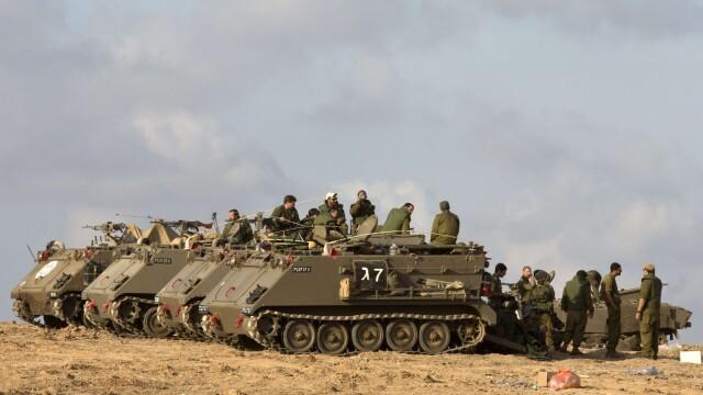 Armistitiul intre Israel si Hamas este in continuare respectat. Bilantul victimelor: 168 de morti - Imaginea 26