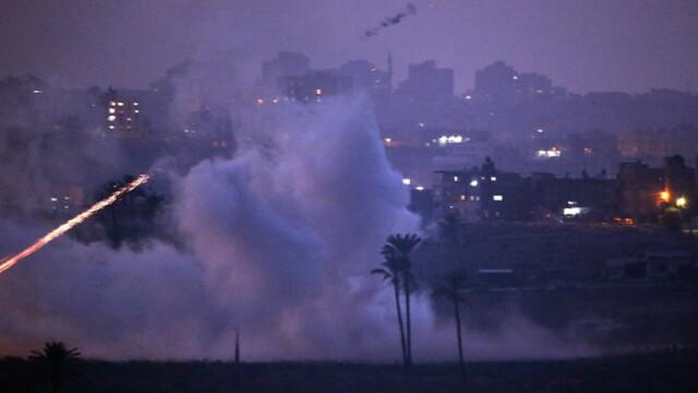 Armistitiul intre Israel si Hamas este in continuare respectat. Bilantul victimelor: 168 de morti - Imaginea 29