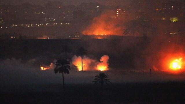 Armistitiul intre Israel si Hamas este in continuare respectat. Bilantul victimelor: 168 de morti - Imaginea 30