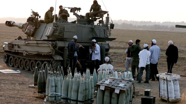 Armistitiul intre Israel si Hamas este in continuare respectat. Bilantul victimelor: 168 de morti - Imaginea 31