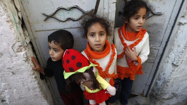 Armistitiul intre Israel si Hamas este in continuare respectat. Bilantul victimelor: 168 de morti - Imaginea 33