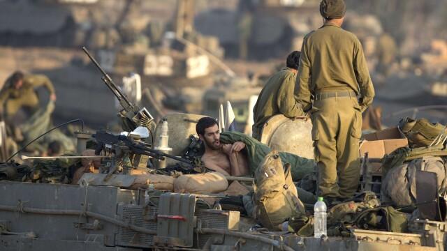 Armistitiul intre Israel si Hamas este in continuare respectat. Bilantul victimelor: 168 de morti - Imaginea 34
