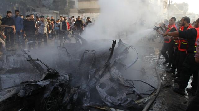 Armistitiul intre Israel si Hamas este in continuare respectat. Bilantul victimelor: 168 de morti - Imaginea 36