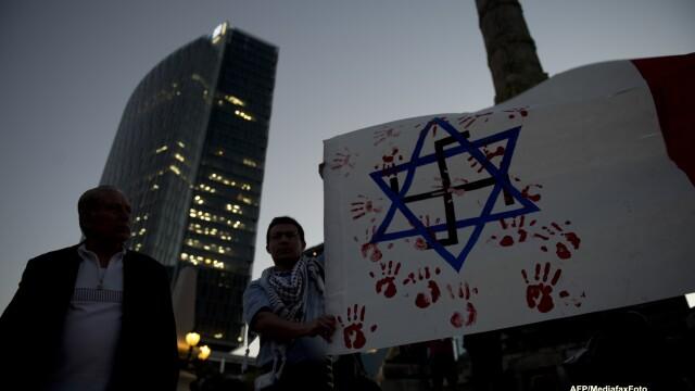 Armistitiul intre Israel si Hamas este in continuare respectat. Bilantul victimelor: 168 de morti - Imaginea 39