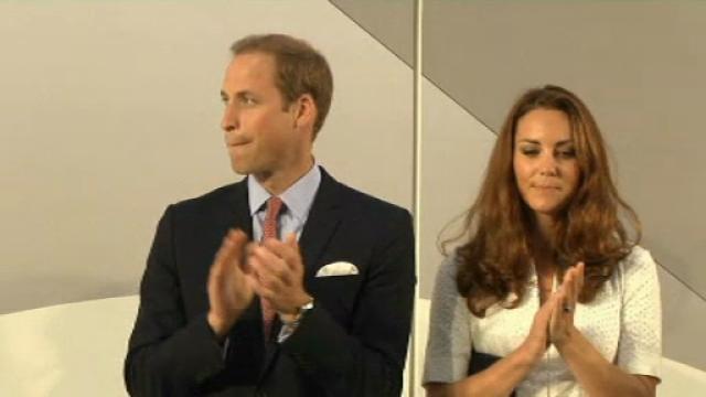 Printul William si Catherine