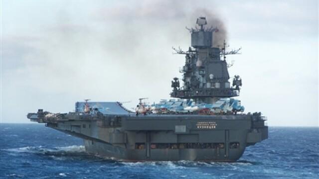 Moscova trimite nave de razboi in largul Fasiei Gaza. Ce au declarat autoritatile din Rusia