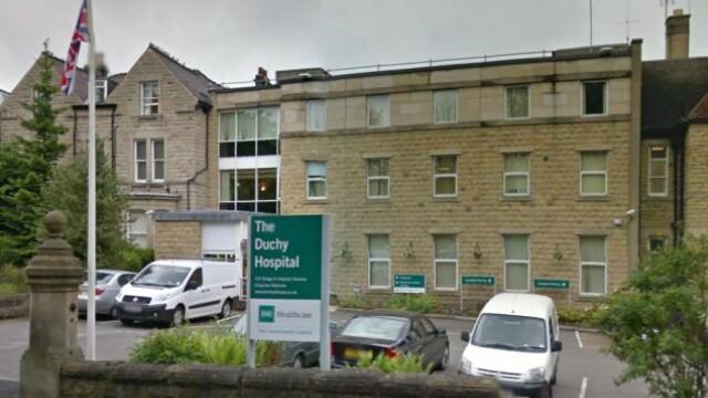spital privat, Yorkshire