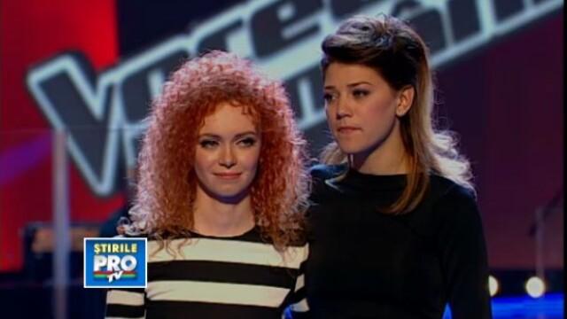Vocea Romaniei - Decizie Smiley Loredana - Laura2