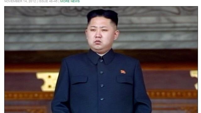 Cum a ajuns dictatorul nord-coreean Kim Jong-Un sa fie desemnat cel mai sexy barbat in viata